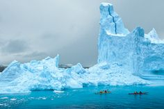 Though I'm almost always a warm destination person, I know a trip to Antarctica would be AMAZING!!!