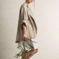 Natural linen jacket, Linen jacket for women, 15 colors, Custom Linen womens clothing, Linen cardigan, Long linen coat, Linen jacket women