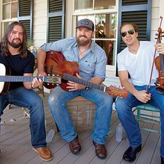 Zac Brown Band --- Biscuits & Jam with Southern Musicians --- Southern Living