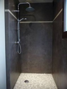1000 images about exemples sympa mortex b ton cire on - Douche italienne beton cire ...