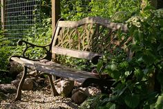 Garden Bench Free images on Pixabay