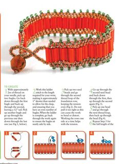 #ClippedOnIssuu from Creative Beads and Jewellery 7