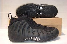 875ca6ed5a4 Nike air foamposite one-black black anthracite Curry Under Armour Shoes