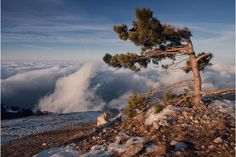 Crimea Winter photography