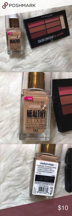 ✨ Makeup Bundle  Please see pics for details Maybelline Makeup Foundation