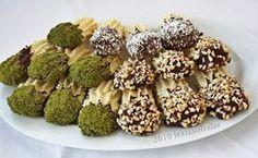 Cikolatali Pastane Kurabiyesi