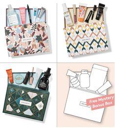 Birchbox Coupon: FREE Bonus Box with Subscription!