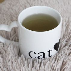 Catlovers Style ;-) #catlover #catcontent #heart #tea #tasse Cat Lovers, Mugs, Tableware, Style, Special Gifts, Heart, Swag, Dinnerware, Stylus