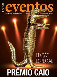 Edição 74 - Revista Eventos - Especial Prêmio Caio