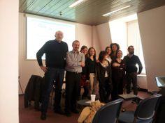 Progetto WEB SOCIAL TEAM ITALIA. Genova 29 novembre 2013