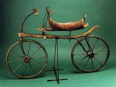 La bici cumple 200 años [fotos]