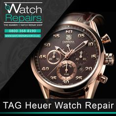e6088d9f39e TAG Heuer Watch Repair Services at WatchRepairShop, we are located in 34-35  Hatton
