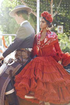Feria de Abril: las lecciones de estilo que aprendimos en la gran fiesta de Sevilla - Foto 13