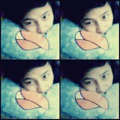 #me#turu#ngantuk#haha