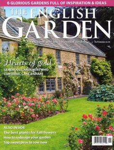 The English Garden Magazine - Photo: Courtesy of Amazon.com