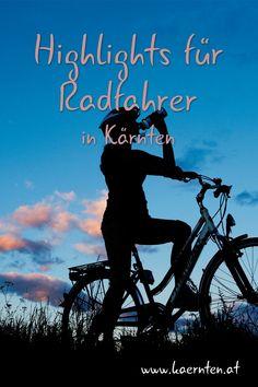 In Kärnten gibt es nicht nur rund 40 Trails und ein Streckennetz von 3000 km für Mountainbiker. Hier gibt es auch viele Genuss-Radstrecken, wie z. B. #Drauradweg, Alpe-Adria-Radweg, Seenschleife, ein flächendeckendes Radverleihsystem sowie radfreundliche Unterkünfte. Schau doch mal nach, was für dich dabei ist!  #Kärnten #Sport #Radtour #Mountainbiken #Radfahren #Rad #visitcarinthia #itsmylife #nockbike #lakebike It's My Life, Sport, Movies, Movie Posters, Bike Rides, Alps, Travel Advice, Round Round, Deporte
