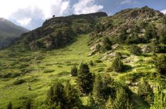 The Rugged Pyrenees in Val de Nuria in Spain - Around the World Travel Blog