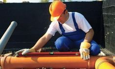 Какой уклон канализационной трубы должен быть? | Все о ремонте