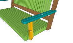 Detailed woodworking project about porch swing plans free. Building a porch swing is a fun and quick project that can be done in just a weekend. Outdoor Swing Seat, Porch Swing, Garden Projects, Diy Projects, Diy Daybed, Building A Porch, Garden Planning, Planer, Woodworking Projects