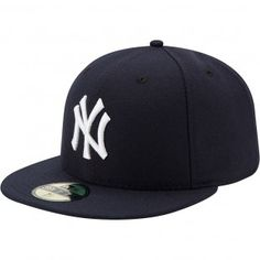 New York Yankees New Era MLB Authentic Collection Game 59Fifty Hat (Navy) New  Era 9040264e3080