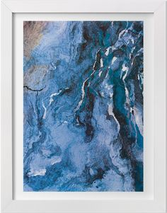 The Raging Sea by by Naomi Eggers @minted @schoolhouseelec