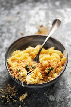 Mac & Cheese in the Microwave !