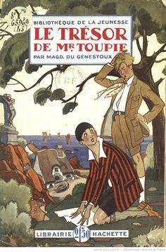 Le trésor de Mr. Toupie / par Magdeleine Du Genestoux ; illustrations de S. Castelnau   Gallica