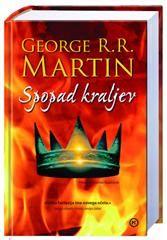 Spopad kraljev (Pesem ledu in ognja, 2. knjiga) (žepnica) -  Avtor: George R.R. Martin, Prevajalec: Branko Gradišnik