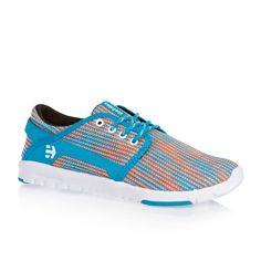 Etnies Scout Shoes - Turquoise | Free UK Delivery on All Orders