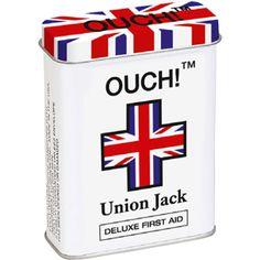 NP Bandages: Union Jack
