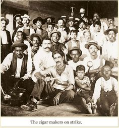 An Incident during the Cigar Workers Strike of 1901 | Cigar City Magazine