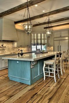 27 Vintage Kitchen Design With Rustic Styles | Home Design And Interior