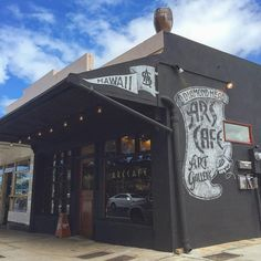 ARS Cafe Gallery, Diamond Head, Oahu