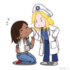What did I tell you about ulting alone? [喵一七] : pharmercy