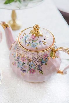 Dainty Tea Pot