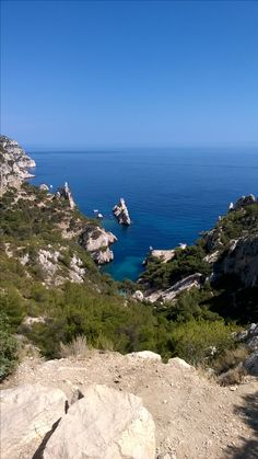 Calanque Sugiton Water, Outdoor, France, Gripe Water, Outdoors, Outdoor Games, The Great Outdoors