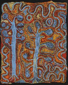 Kathleen Tjapalyi - 'Tjalpiri' - Outstation Gallery - Aboriginal Art from Art Centres