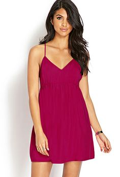 Favorite Babydoll Dress | FOREVER 21 - 2000088781