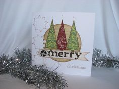 Christmas cards handmade cards handcrafted cards by kraftedbyjak