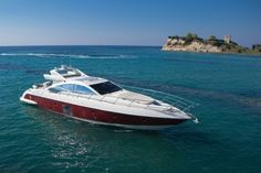 The motor yacht charter LAK is an Azimut 68S based in Northern Greece. She offers 6 guests 3 cabin accommodation and can be available for cruising in the Halkidiki, Sporades Pelion, Northern Aegean and Myitilene islands for your summer luxury travels.