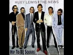 "Huey Lewis and The News - ""I Want A New Drug""  ... Loved it than, love it now!!!"