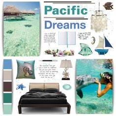 """""""Pacific Dreams"""" by mintycreation on Polyvore"""