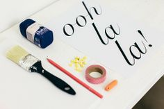 Easy Canvas Art with Drawing Pins | Rock My Style