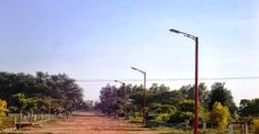 Tranquil Arc Residential Plots sale off Doddaballapur Road Bangalore All see you around is greenery. Even when all the plots are taken and villas built.