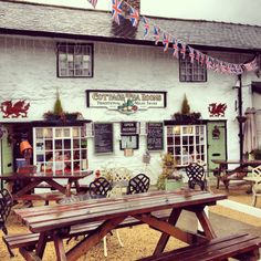 Tea shop in Llangollen, where we had fantastic tea and cakes for just 3 pounds each. Moving To England, Travel England, Travelling Tips, Traveling, Llangollen Wales, Wales Holiday, Visit Uk, Childhood Days, 3 Pounds