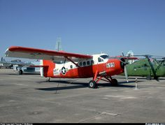 De Havilland Canada NU-1B Otter (DHC-3) - USA - Navy   Aviation Photo #0403527   Airliners.net
