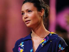 Thandie Newton: Embracing otherness, embracing myself #TED