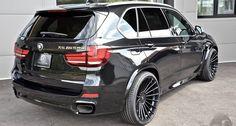 Hamann BMW X5 M50d
