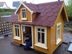 Ich baue meiner Freundin ein neues Haus Bauanleitung zum selber...