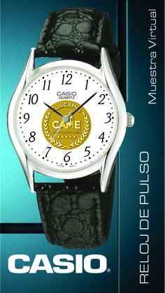 publicidad en relojes  Relojes personalizados con el Logotipo de tu empresa o negocio.  te invitamos a visitar nuestra pagina web oficial y las galerías de marcas que manejamos. http://publicidad-en-relojes.jimdo.com/